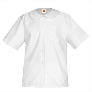 Other - 4 for $20 Sale: Uniform A+ S/S Peter Pan Shirt
